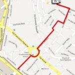 mappa-a-piedi-255x300-150x150 How to get to Arezzo